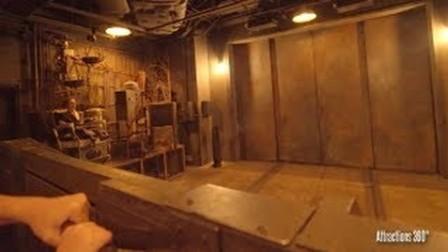 【极酷花园】奥兰多迪士尼乐园『惊魂古塔(迪士尼好莱坞影城)』【旅游胜地经验系列】