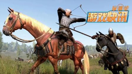 """游戏快讯 《骑马与砍杀2: 领主》""""队长模式""""演示, 除了指挥技术也很重要"""
