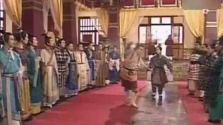 陈浩民版封神榜: 哪吒十八封将, 攻打犬戎巨人!