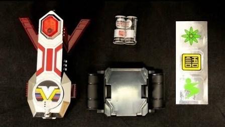 【铁骑转载】k2eizo 老玩具 地球战队五人组 变身器 玩具