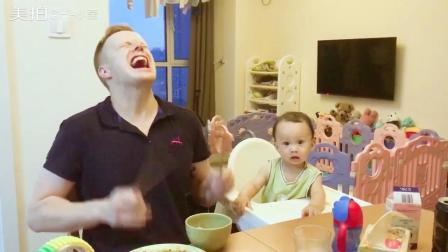搞笑宝宝热门#万能的玩具,大人小孩都适用ht