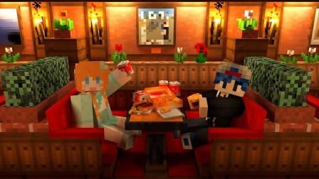 【大橙子】荒漠求生日记#16工业入门[我的世界Minecraft]