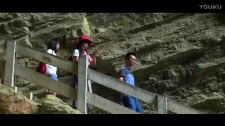 在武隆龙水峡体验一次地心历险记现实版, 好玩的不要不要!