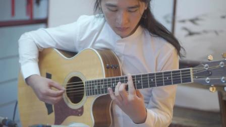 【JUN吉他】倩女幽魂 吉他指弹版 叶锐文改编