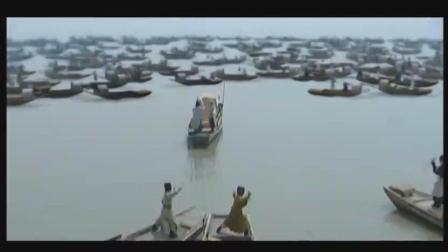 长剑相思: 这段江面打戏比电影大片还精彩