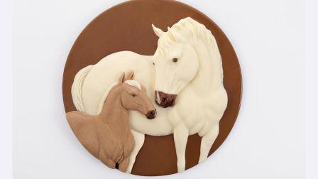 莫夫教室-10寸12生肖马蛋糕制作流程