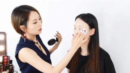 新手如何给自己化妆视频教程,米嘉老师零基础学化妆视频教程