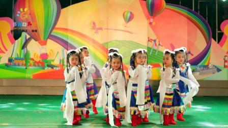 幼儿舞蹈《马兰谣》群青幼教