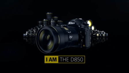 Nikon D850 官方宣传片