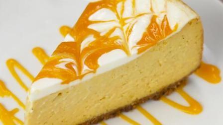 一分钟学会制作芒果柠檬芝士蛋糕