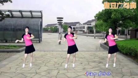 太湖一莲广场舞一起嗨起来 原创健身舞