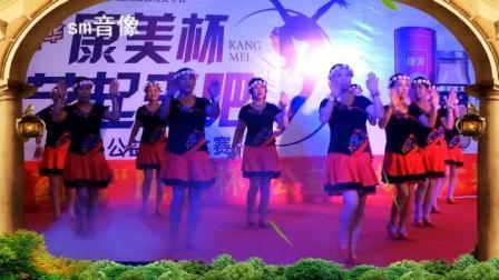 舞蹈: 阿哥阿妹—情歌就想春江水