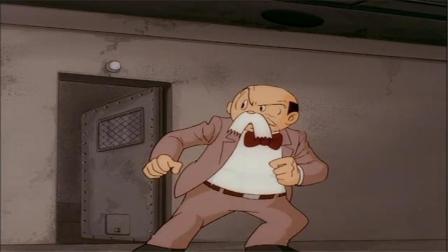 《铁臂阿童木》机智!大胡子爷爷带来动漫版经典越狱