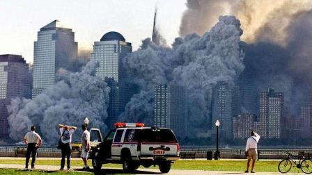 真实还原美国911恐怖袭击现场视频解封 现场恐怖犹如世界末日 充满恐惧