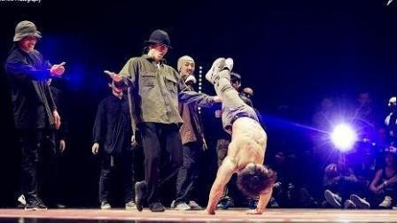 超嗨团队bboy battle, 一边旋转一边脱衣服的高能舞技!