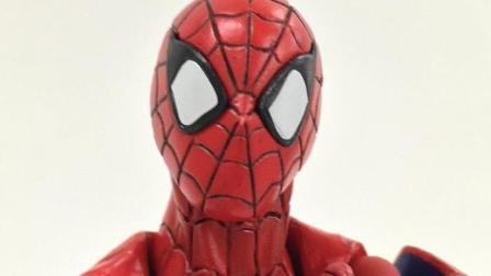 热破的模玩日记08 孩之宝marvel legends 蜘蛛侠 返校季 英雄归来 自制战衣便装