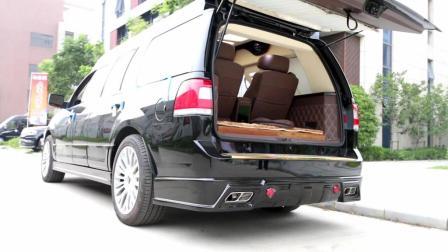 林肯汽车的自我修养, 林肯领袖一号最新动态体验及测评
