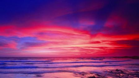 中国最美海岛涠洲岛日出日落延时摄影