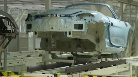 保时捷911生产线