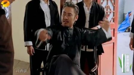 我们来了: 吴秀波饰演赵天霸, 这演技不愧是老戏