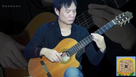 古典吉他独奏: 孔雀舞曲-塔雷加[荞钒吉他]