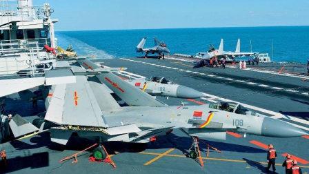 辽宁舰战斗力遭质疑?中国摆出这一阵型 直接怼的美军没话说了