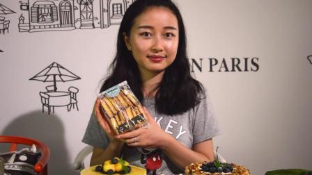 《西格·菲尔美食厨房》第一季第八集 椰蓉饼干