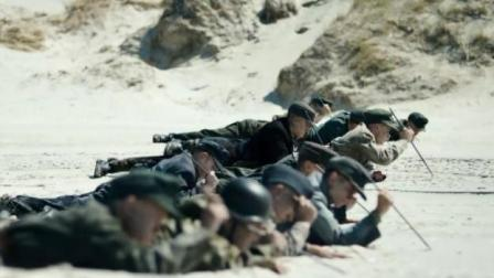二战结束后, 德国士兵被盟军送去地雷区进行人肉排雷