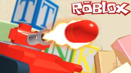 「Roblox军事战争模拟器」直升机大战坦克! 乐高驾驶超多炫酷战斗载具! 小格解说