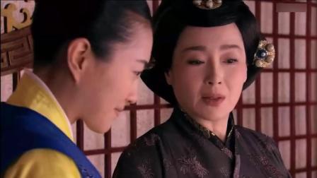 柳絮说陆贞私会男子要押她去内侍局抽鞭子, 被太妃拦下, 还给陆贞提了一级