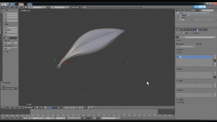 蟾蜍道长投稿-修改器模型整理-平滑表面实例-树叶