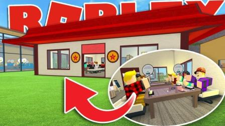 [Roblox食神餐厅模拟器]中餐厅广受外国人欢迎! 乐高食客络绎不绝! 史上最轻松经营餐厅!