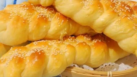 美味软绵绵的拉丝面包做法, 口感相当好吃