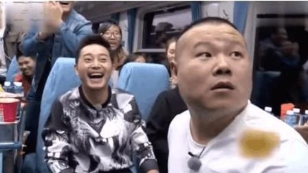 岳云鹏坐火车, 全程高能笑屎我了, 沙溢也在逗比的路上越走越远啊