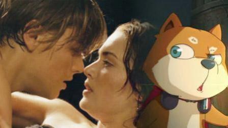 几分钟倒看电影《泰坦尼克》拆散情侣, 七夕相爱的人变胖子! #单身狗的反击#
