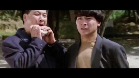 刘德华跟吴孟达做搭档不比星爷差, 十万的菠萝包就这样被达叔给吃了