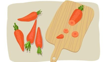 你知道胡萝卜还有这样的功效吗? 分分钟成治病良药!