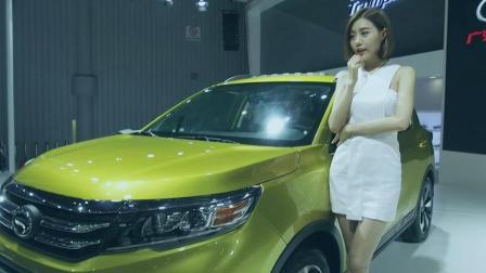 新一代SUV销量担当 广汽传祺GS3
