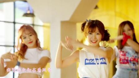 SING女团《123木头人》, 舞蹈版MV首发! 小姐姐好美~