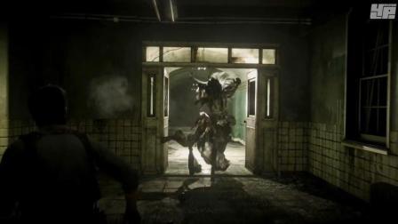 【零玄夜】《恶灵附身2》最新实机演示! 女鬼BOSS穷追不舍!