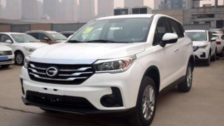 试驾最具性价比的小型SUV广汽乘用车-传祺GS3