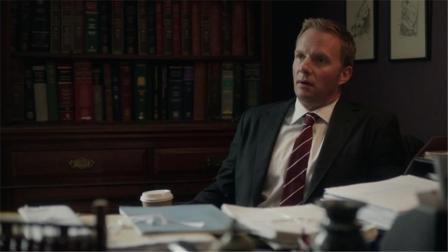 玛莎欲与克莱夫讨论,没想到克莱夫竟然这样说话