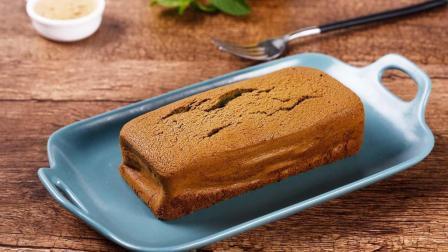 告别蛋糕店, 在家就能做出健康美味的蜂蜜抹茶蛋糕