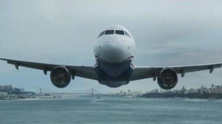失控飞机在水面上迫降, 汤姆汉克森