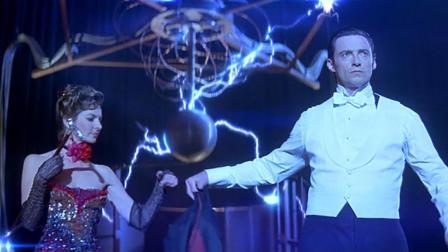 【看电影】疯狂的魔术师太可怕了, 几分钟看完悬疑片《致命魔术》! #大鱼FUN制造