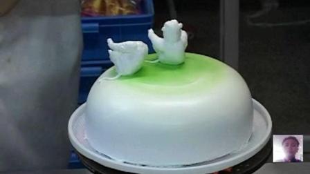 超港艺术蛋糕制作_15