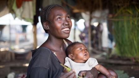 南苏丹:一天只有一顿饭