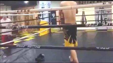 又一个去武馆踢馆的, 再次被职业拳手暴揍一顿!