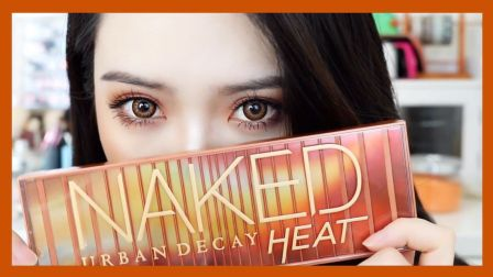Urban Decay NAKED HEAT 南瓜妆