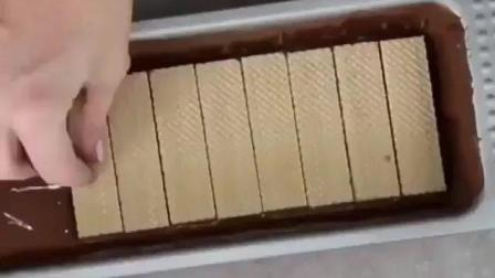 新口味, 威化饼巧克力蛋糕的做法